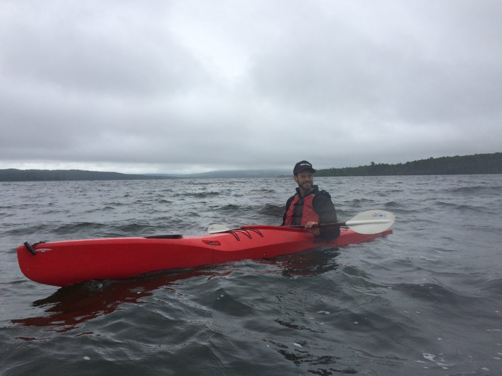 Canoe52: Tag-alongs welcome